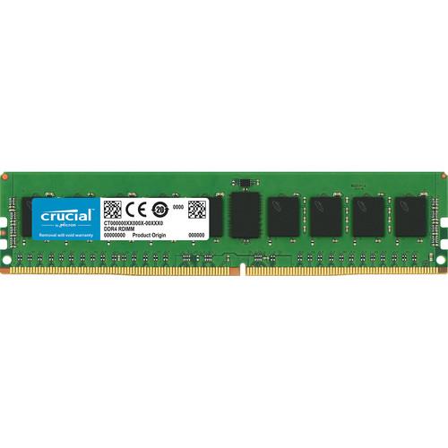 Crucial 8GB DDR4 2133 MHz RDIMM Memory Module