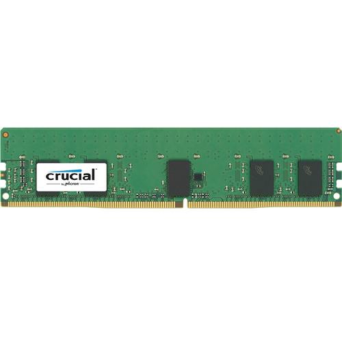 Crucial 8GB DDR4 2666 MT/s PC4 21300 x8 RDIMM Memory Module