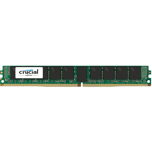 Crucial 8GB DIMM DDR4 PC4-17000 VLP Memory Module