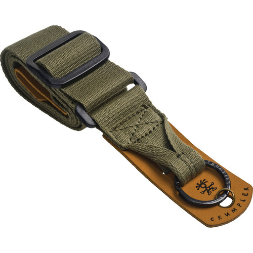 Crumpler Anchor Camera Strap (Rifle Green)