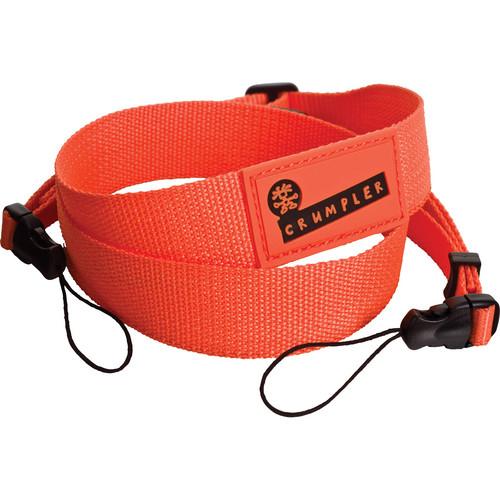 Crumpler Boom Camera Strap (Orange)