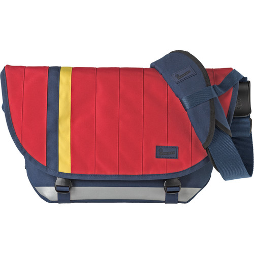 Crumpler Barney Rustle Blanket Messenger Bag (Red)