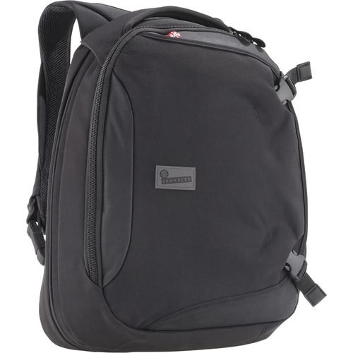 "Crumpler Dry Red No 5 15"" Laptop Backpack 20L (Black)"