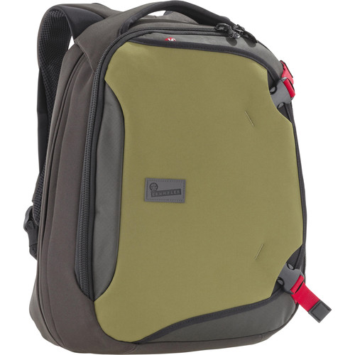 "Crumpler Dry Red No 5 15"" Laptop Backpack 20L (Khaki)"