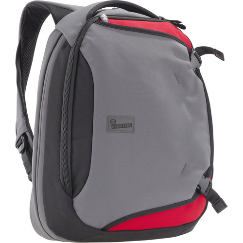 "Crumpler Dry Red No 5 15"" Laptop Backpack 20L (Slate Gray)"