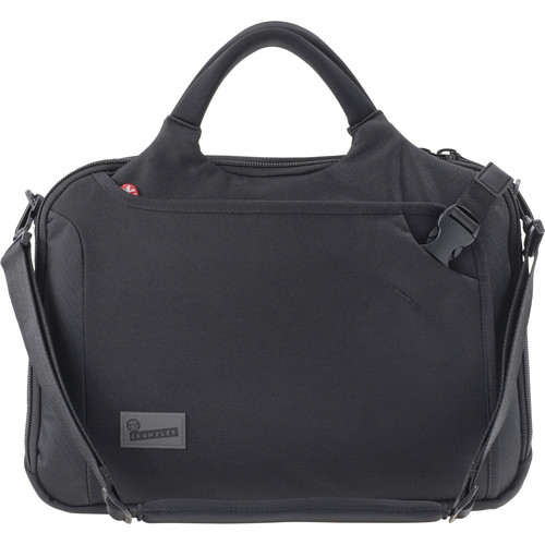 "Crumpler Dry Red No 7 15"" Laptop Briefcase (Black)"