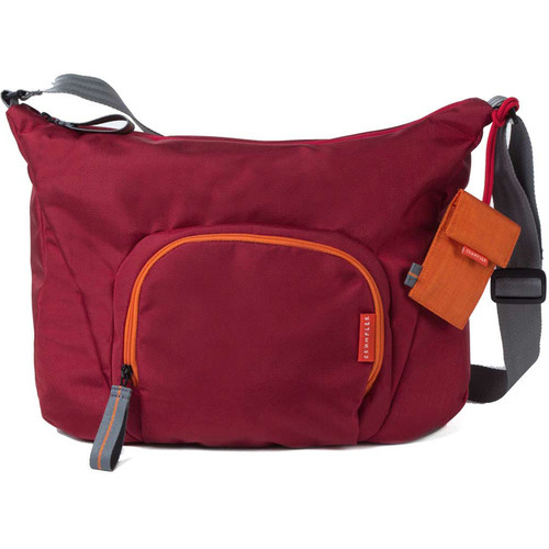 Crumpler Doozie Photo Sling (Deep Red/Carrot)