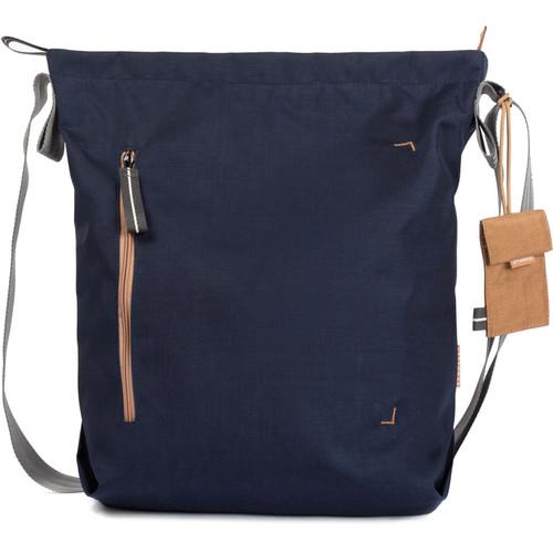 Crumpler Doozie Photo Shoulder Bag (Medium, Dark Navy/Copper)