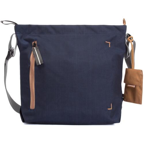 Crumpler Doozie Photo Shoulder Bag (Small, Dark Navy/Copper)