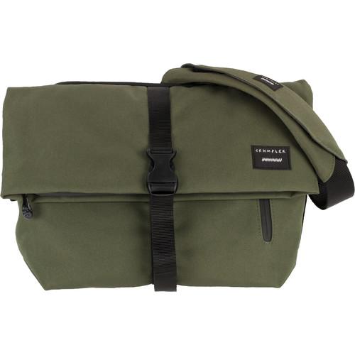 Crumpler Flock of Horror iPad Shoulder Bag (Rifle Green)