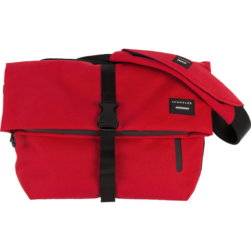Crumpler Flock of Horror iPad Shoulder Bag (Red)