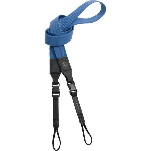 Crumpler Hitch Camera Strap (Blue)