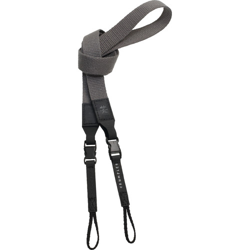 Crumpler Hitch Camera Strap (Slate Gray)