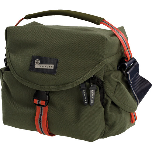 Crumpler Kashgar Outpost Camera Bag (Medium / Rifle Green)