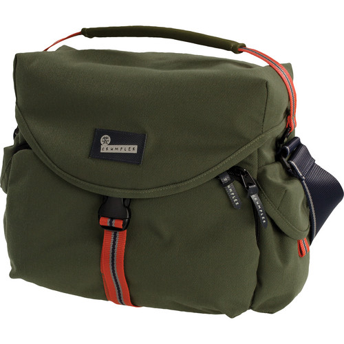 Crumpler Kashgar Outpost Camera Bag (Large, Rifle Green)