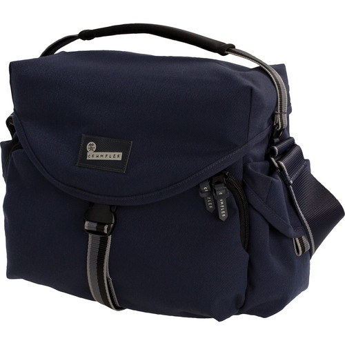 Crumpler Kashgar Outpost Camera Bag (Large, Midnight Blue)