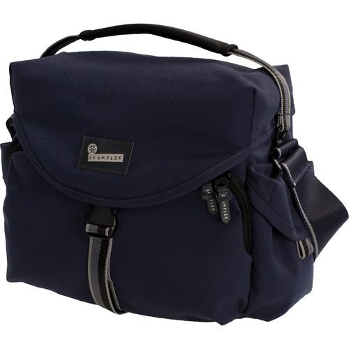 Crumpler Kashgar Outpost Camera Bag (Large, Midnight Blue)