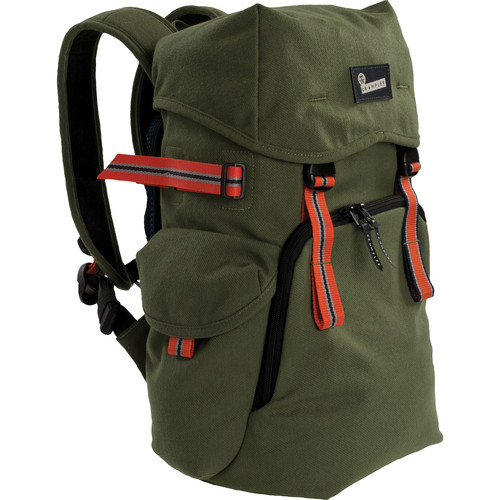 Crumpler Karachi Outpost Camera Backpack (Small, Rifle Green)