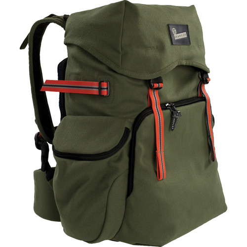 Crumpler Karachi Outpost Camera Backpack (Large, Rifle Green)