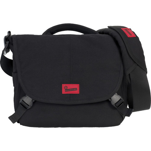 Crumpler 6 Million Dollar Home Bag (Black)
