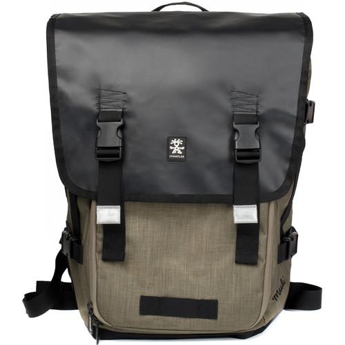 Crumpler Muli Half Photo Backpack (Black/Khaki)