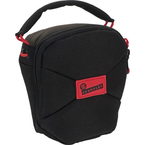 Crumpler Pleasure Dome Camera Shoulder Bag (Small, Black)
