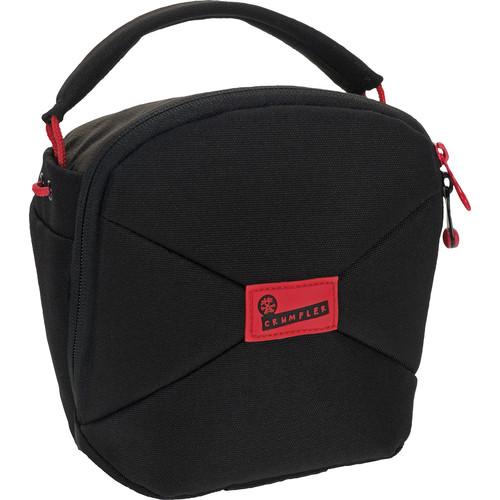 Crumpler Pleasure Dome Camera Shoulder Bag (Medium, Black)