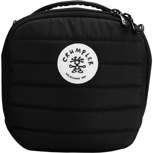 Crumpler The Pleasure Dome Camera Bag/Pouch (Medium, Black)