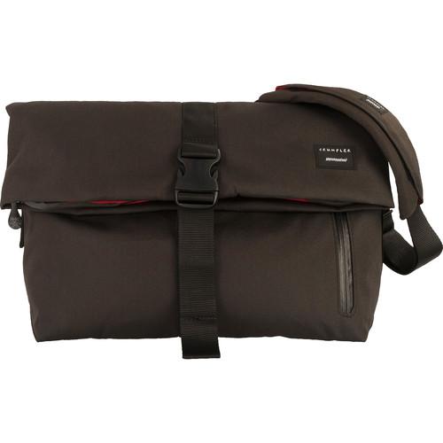 "Crumpler Pinnacle of Horror 15"" Laptop Shoulder Bag (Gunmetal)"
