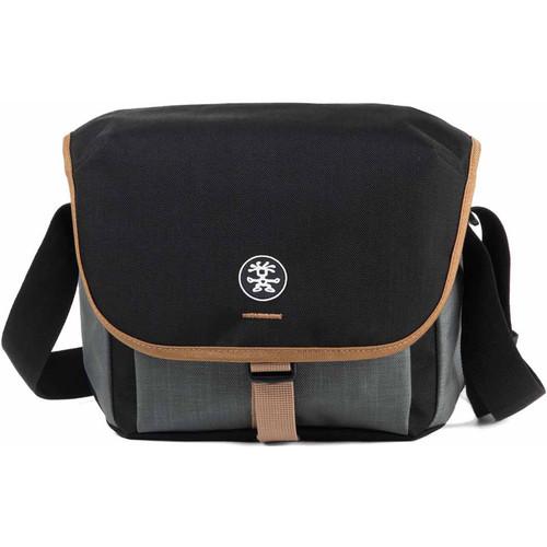 Crumpler Proper Roady 2.0Camera Sling Bag 2500 (Black/Gray)
