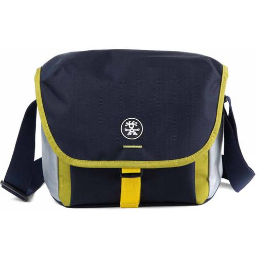 Crumpler Proper Roady 2.0Camera Sling Bag 2500 (Dark Navy/Lime)