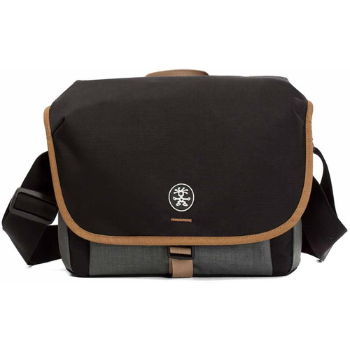Crumpler Proper Roady 2.0 Camera Sling Bag 4500 (Black/Gray)