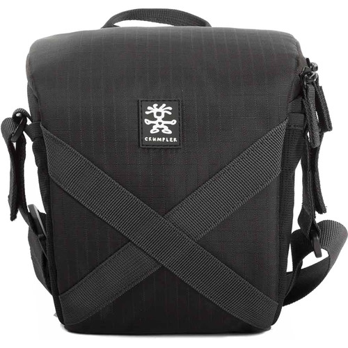 Crumpler Quick Delight Toploader 300 Camera Bag (Black)
