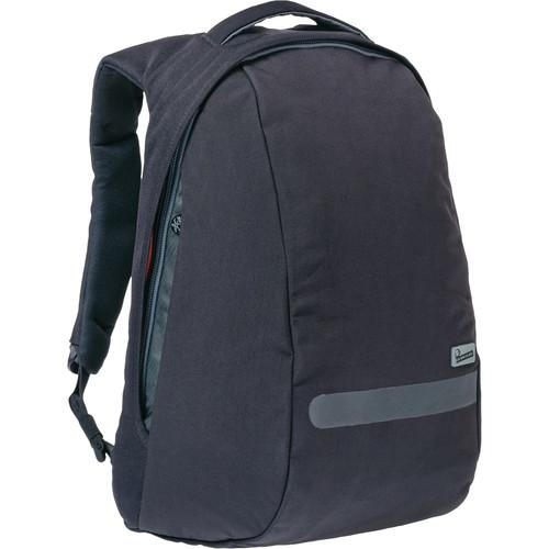 "Crumpler Rampaging Mob Commuter 15"" Laptop Backpack (Medium, Black)"