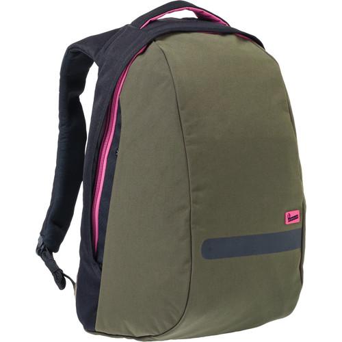 "Crumpler Rampaging Mob Commuter 15"" Laptop Backpack (Medium, Beech)"