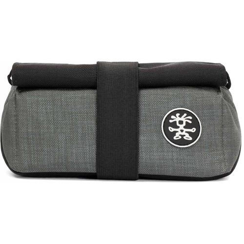 Crumpler SnapBag M (Dark Mouse Gray/Dull Black)
