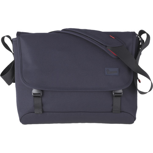 Crumpler Skivvy Commuter Style Shoulder Bag (Large, Bluestone)
