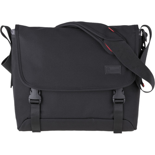 Crumpler Skivvy Commuter Style Shoulder Bag (Medium, Black)