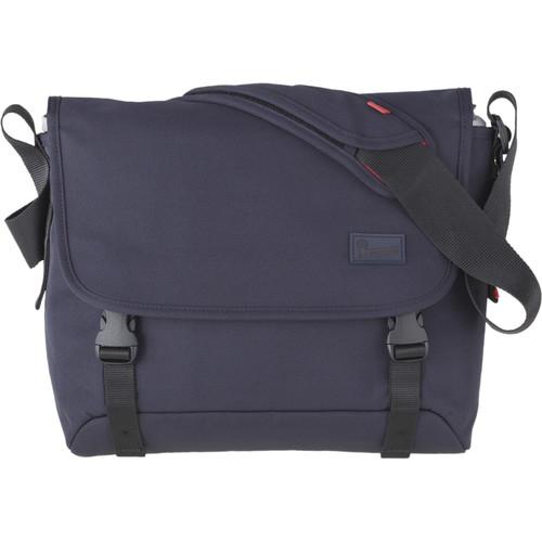 Crumpler Skivvy Commuter Style Shoulder Bag (Medium, Bluestone)