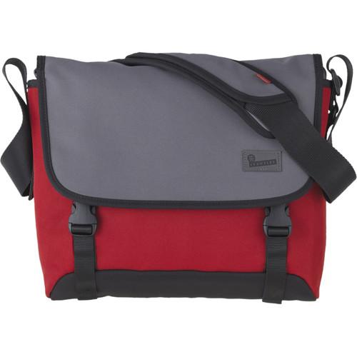Crumpler Skivvy Commuter Style Shoulder Bag (Medium, Slate Gray)