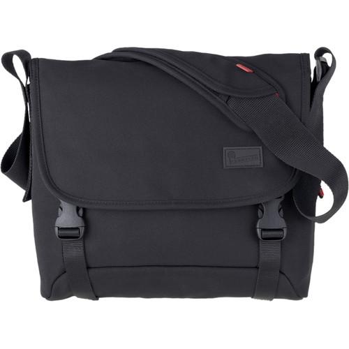 Crumpler Skivvy Commuter Style Shoulder Bag (Small, Black)