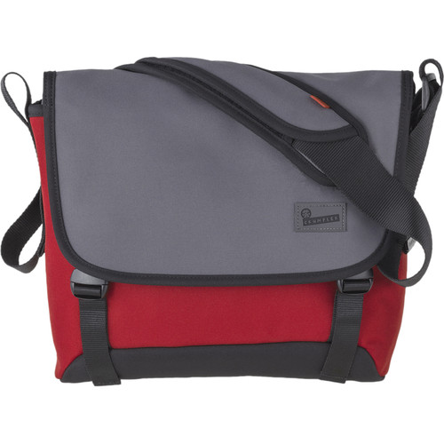 Crumpler Skivvy Commuter Style Shoulder Bag (Small, Slate Gray)