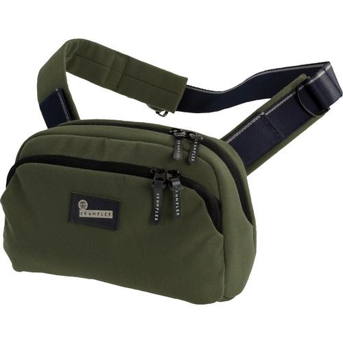 Crumpler Sebang Outpost Photo Sling Bag (Small, Rifle Green)