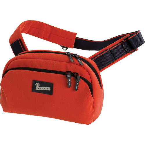 Crumpler Sebang Outpost Photo Sling Bag (Small, Brick)