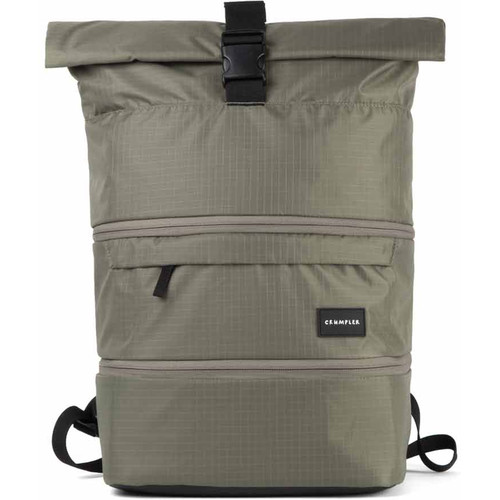 Crumpler The Pearler Camera Backpack (Golden Weed/Carrot)