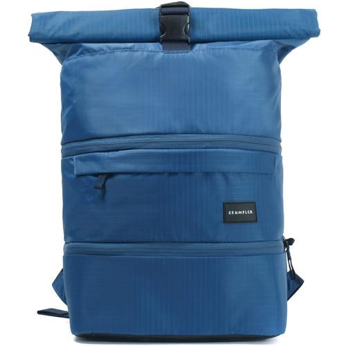 Crumpler The Pearler Camera Backpack (Sailor Blue/Silver)