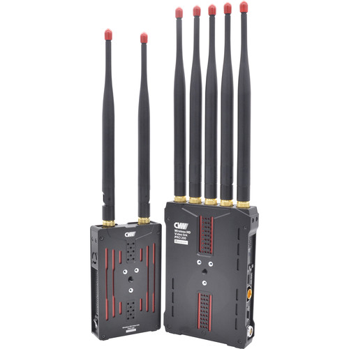 Crystal Video Technology Pro200 Wireless HD Multifunctional Video Transmission System