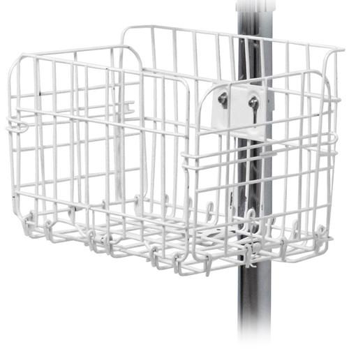 CTA Digital Metal Basket Add-On for Tablet Floor Stands