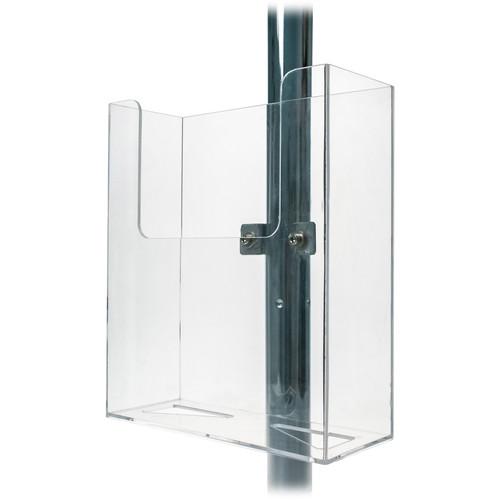 CTA Digital Brochure Holder Add-On for Tablet Floor Stands