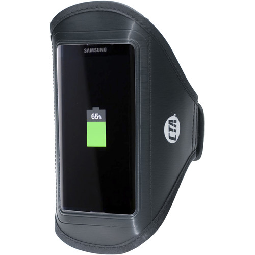 CTA Digital 4000mAh Armband Battery Pack for Micro-USB Smartphones